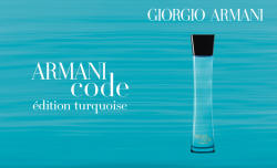 Giorgio Armani Armani Code Turquoise EDT 75ml Tester