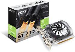 MSI GeForce GT 730 4GB GDDR3 128bit PCIe (N730-4GD3V2)