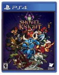 Yacht Club Games Shovel Knight (PS4)