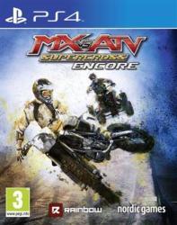 Nordic Games MX vs ATV Supercross Encore (PS4)