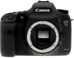 Canon EOS 7D Mark II + 17-55mm IS USM