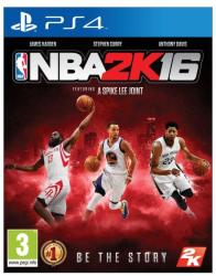 2K Games NBA 2K16 (PS4)