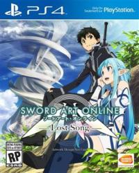 Namco Bandai Sword Art Online Lost Song (PS4)
