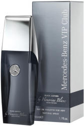 Mercedes-Benz VIP Club Black Leather by Honorine Blanc EDT 100ml