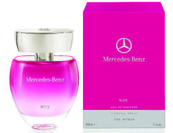Mercedes-Benz Rose EDT 90ml