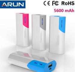 ARUN Power Bank 5600mAh