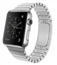 Apple Watch 38mm Stainless Steel Case Link Bracelet