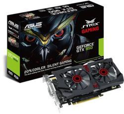 ASUS GeForce GTX 950 DirectCU II 2GB GDDR5 128bit PCI-E (STRIX-GTX950-DC2OC-2GD5-GAMING)