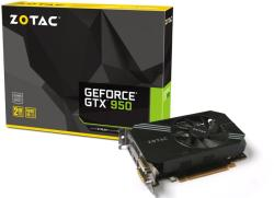 ZOTAC GeForce GTX 950 2GB GDDR5 128bit PCIe (ZT-90601-10L)