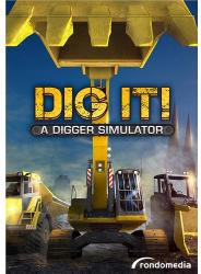 rondomedia Dig It! A Digger Simulator (PC)