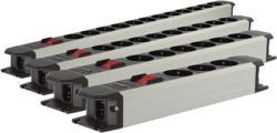 GOLDKABEL POWERLINE FLEX 6 Plug Switch (PL-FlexMS/6)