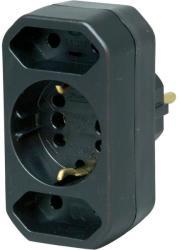 Kopp DUOversal 1 Plug + 2 Euro Plug (1796.0500.4)