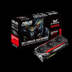 ASUS Radeon R9 FURY 4GB HBM 4096bit PCIe (STRIX-R9FURY-DC3-4G-GAMING)