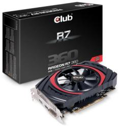 Club 3D Radeon R7 360 OC Edition 2GB GDDR5 128bit PCIe (CGAX-R7326)