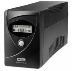 Mustek PowerMust 636 LCD IEC (98-LIC-C0636)