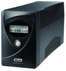 Mustek PowerMust 848 LCD Line Interactive Schuko (98-LIC-L0848)