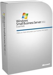 Microsoft Windows Small Business Server 2011 Essentials (2 CPU, 25 Device) S26361-F2567-L378