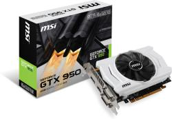 MSI GeForce GTX 950 OC 2GB GDDR5 128bit PCIe (GTX 950 2GD5 OC)
