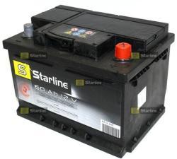Starline 60Ah 480A Jobb+