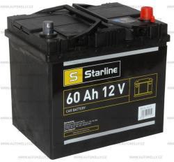 Starline 60Ah 510A Jobb+