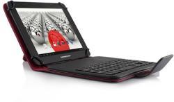 "MODECOM Case with Keyboard 7""-8"" - Black/Red (MC-TKC08)"