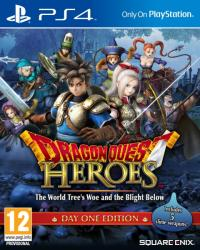 Square Enix Dragon Quest Heroes The World Tree's Woe and the Blight Below [Day One Edition] (PS4)