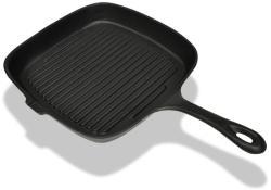 vidaXL Tigaie grill fontă pătrată (50123)