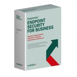 Kaspersky Endpoint Security for Business Core Renewal (15-19 User/1 Year) KL4861OAMFD
