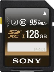 Sony SDXC 128GB Class 10 U3 95MB/s SFG1UZ