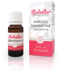 MEDINATURAL Illobello Virágos Romantika 10ml