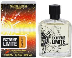 Jeanne Arthes Extreme Limite Energy EDT 100ml