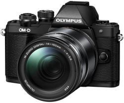 Olympus OM-D E-M10 Mark II + 14-150mm II