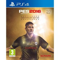 Konami PES 2016 Pro Evolution Soccer [Anniversary Edition] (PS4)
