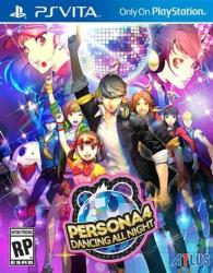 Atlus Persona 4 Dancing All Night (PS Vita)