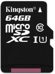 Kingston MicroSDXC 64GB Class 10 SDCX10/64GBSP