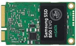 Samsung 850 EVO 1TB mSATA MZ-M5E1T0BW