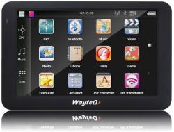 WayteQ x985BT NoMap