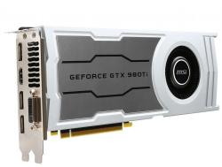 MSI GeForce GTX 980 Ti 6GB GDDR5 384bit PCIe (GTX 980Ti 6GD5 V1)
