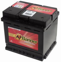 Banner Starting Bull 45Ah 400A jobb+