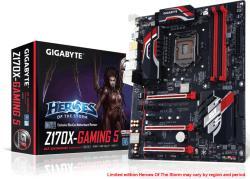 GIGABYTE GA-Z170X-Gaming 5