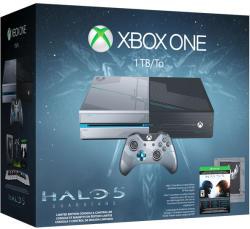 Microsoft Xbox One 1TB Limited Edition - Halo 5 Guardians