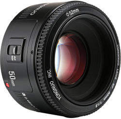 Yongnuo EF 50mm f/1.8 (Canon)