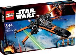 LEGO Star Wars - Poe X-szárnyú vadászgép (75102)