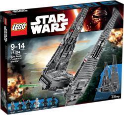 LEGO Star Wars - Kylo Ren parancsnoki siklója (75104)