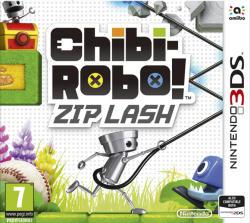 Nintendo Chibi-Robo Zip Lash! (3DS)