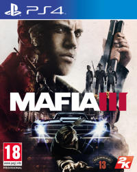 2K Games Mafia III (PS4)