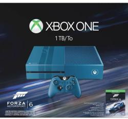 Microsoft Xbox One 1TB Limited Edition + Forza Motorsport 6 (KF6-00038)