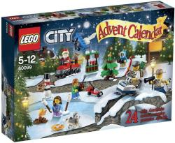 LEGO City - Adventi naptár 2015 (60099)
