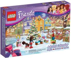LEGO Friends - Adventi naptár 2015 (41102)