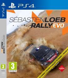 Milestone Sébastien Loeb Rally EVO (PS4)